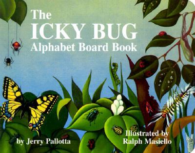 The Icky Bug Alphabet book By Pallotta, Jerry/ Masiello, Ralph (ILT)